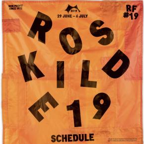 Roskilde Festival 2019: den hårdt rockende spilleplan