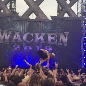 Airbourne // Wacken Open Air 1/8 2019