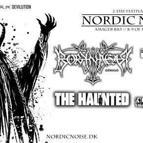 Borknagar og The Haunted headliner Nordic Noise 2020