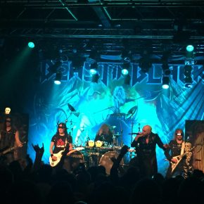 Myrath & Beast In Black // Pumpehuset 31/10 2019