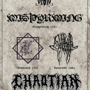 Ny black/death metal festival i Danmark